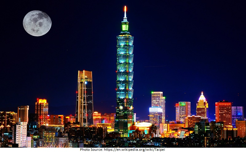 tourist attractions in Taipei City