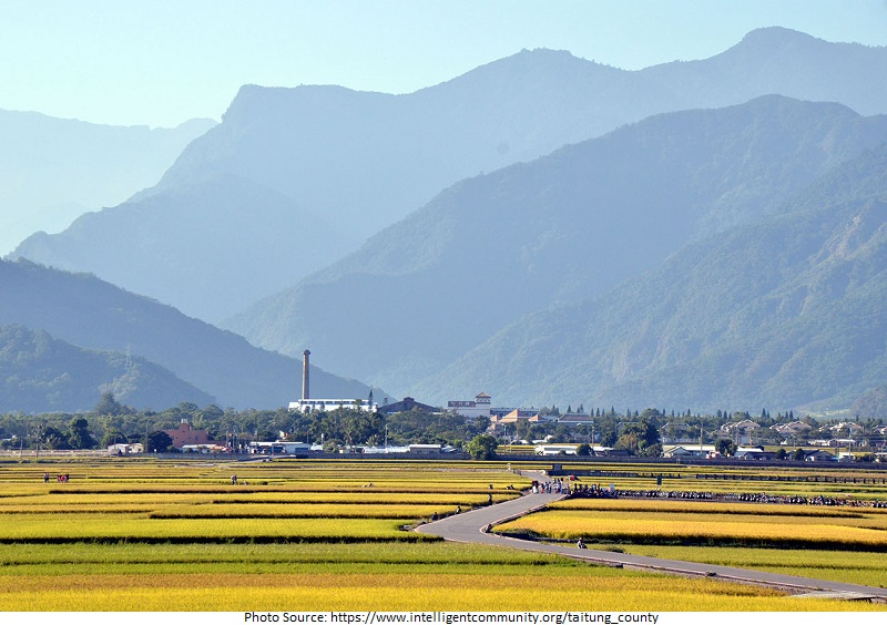 tourist attractions in Taitung County