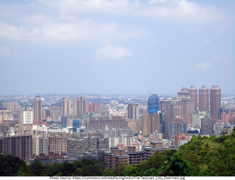 tourist attractions in Taoyuan City