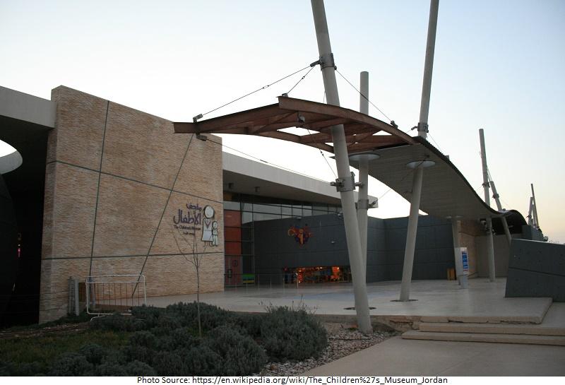 tourist attractions in The Children's Museum jordan
