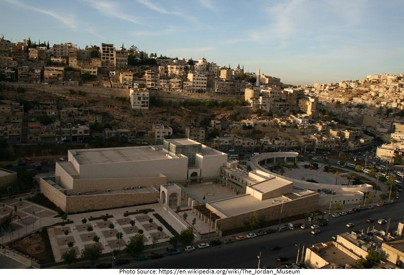tourist attractions in The Jordan Museum