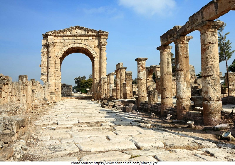 tourist attractions in tyre