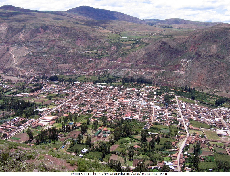 tourist attractions in Urubamba
