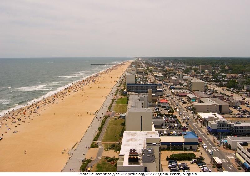 best beaches in Virginia