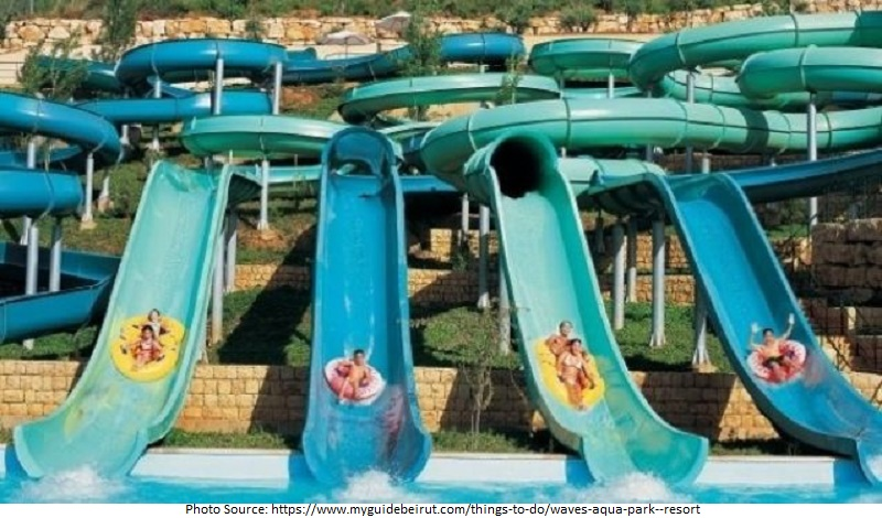 tourist attractions in Waves Aqua Park