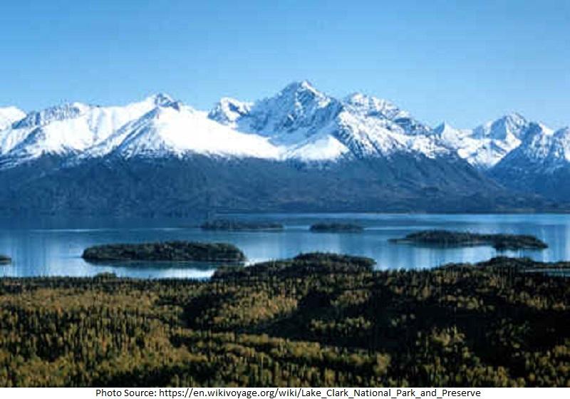 Lake Clarke National Park